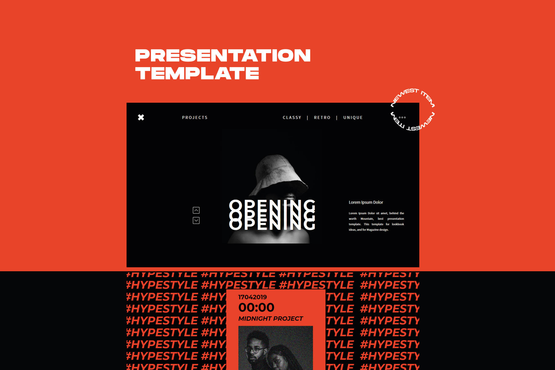 XGdragon Business Presentation Template example image 2