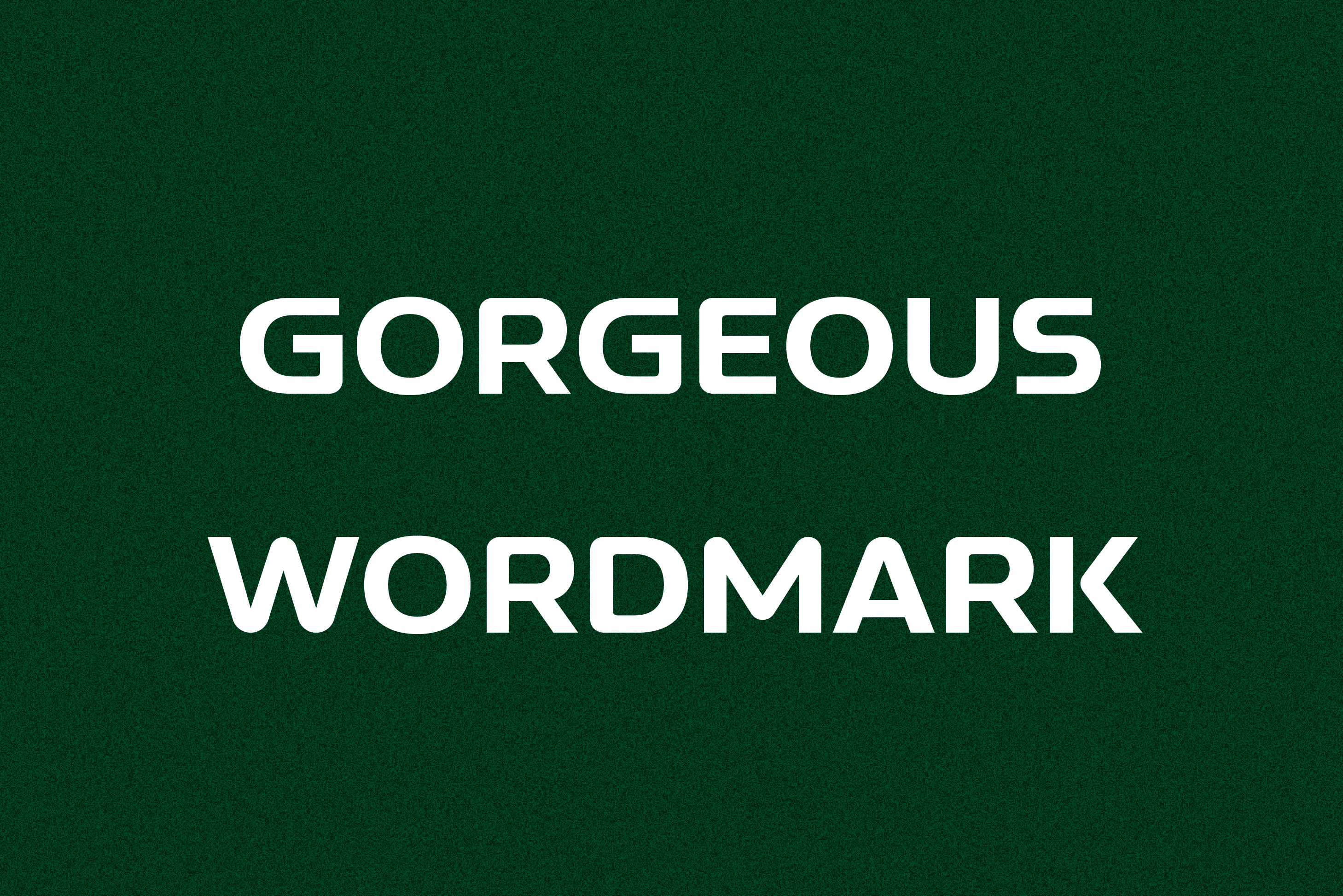 Marky - Wordmark Font example image 2