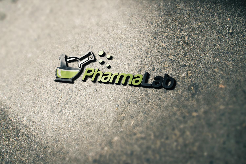 Pharmacy Lab logo example image 2