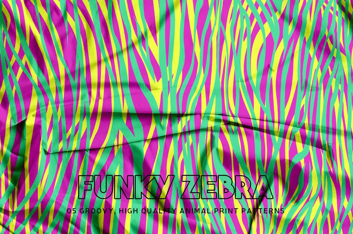 Funky Zebra example image 2