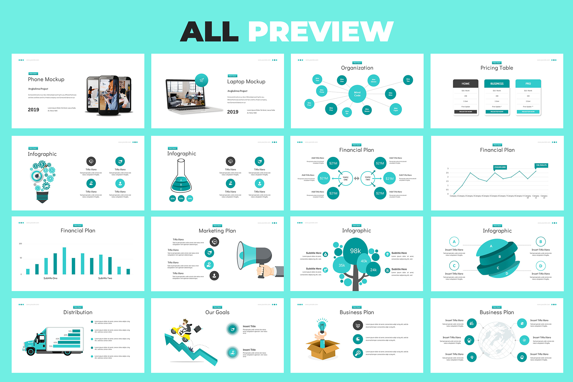 Business Proposal Powerpoint example image 7