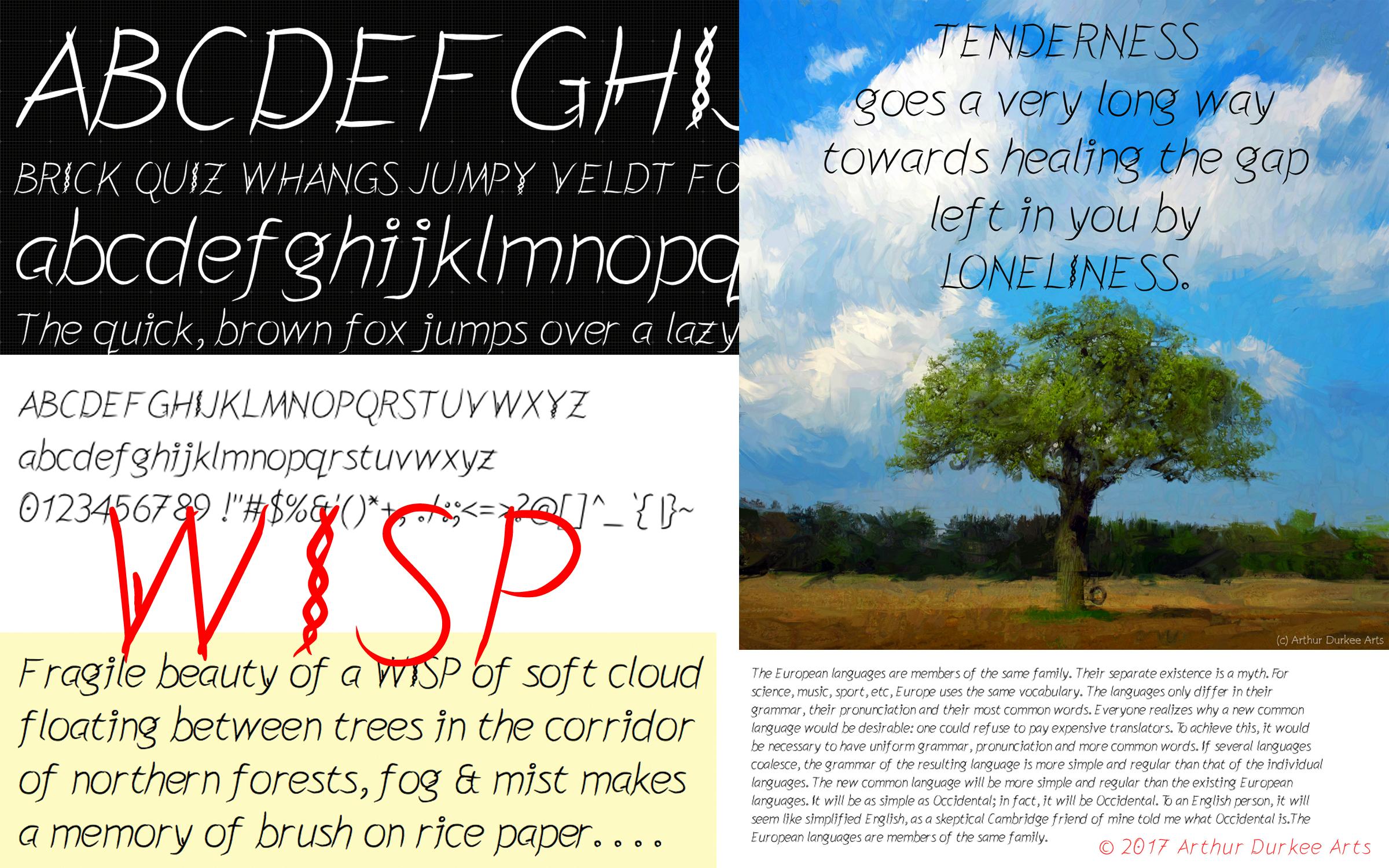 Wisp example image 2