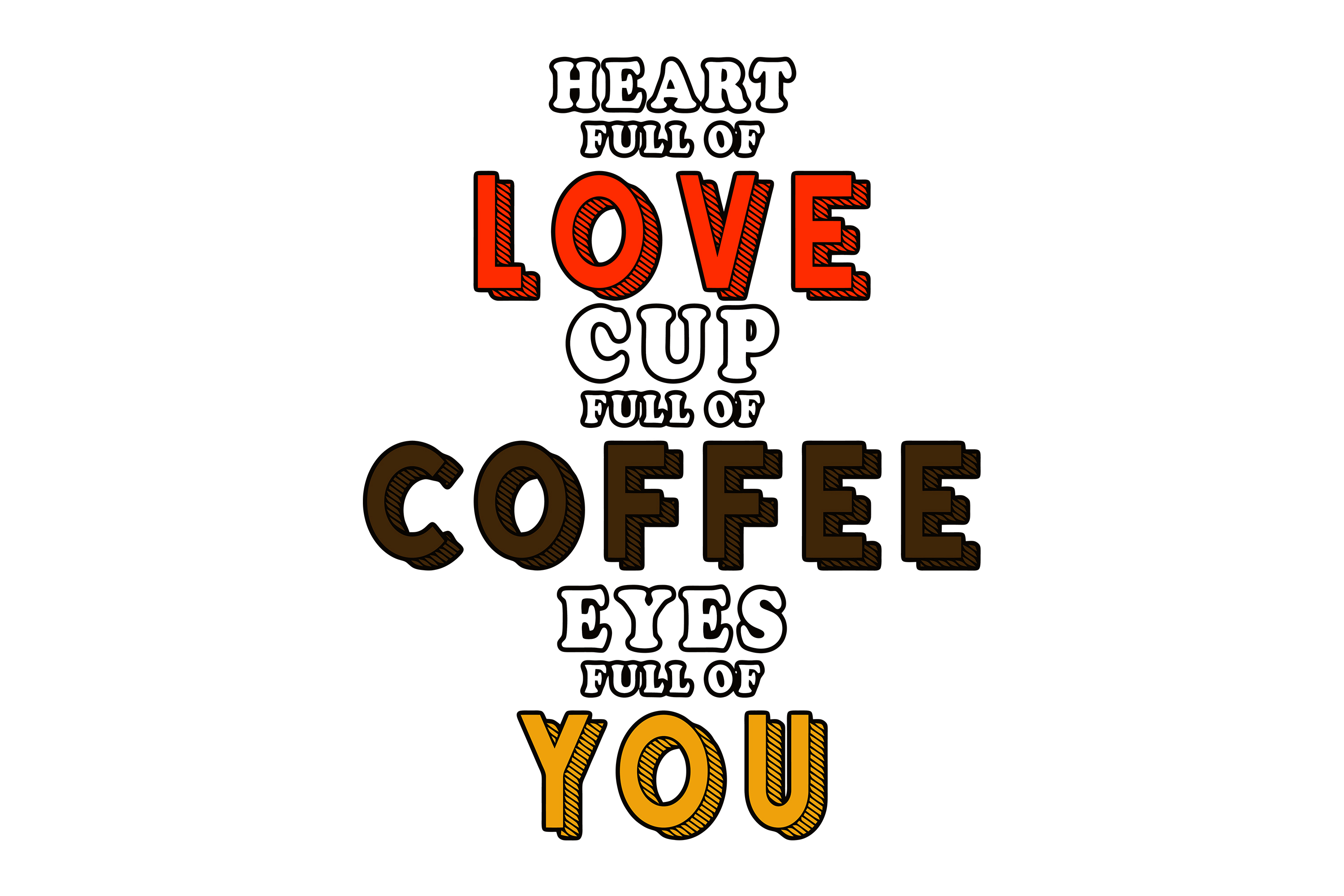 Love Coffee You example image 2