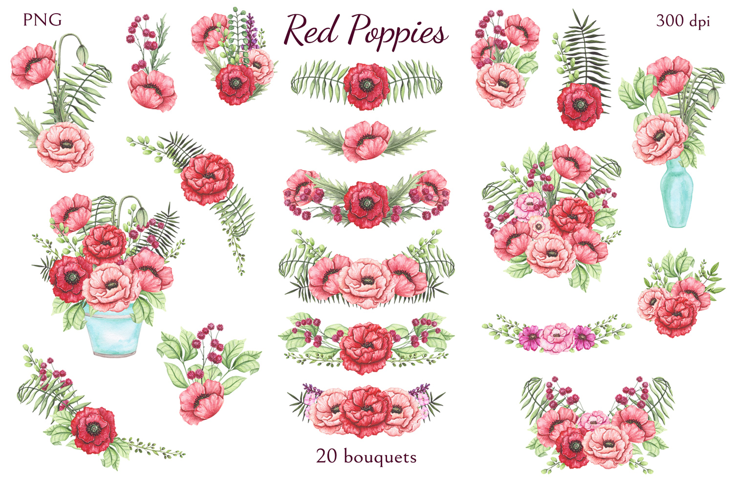 Red Poppies example image 2