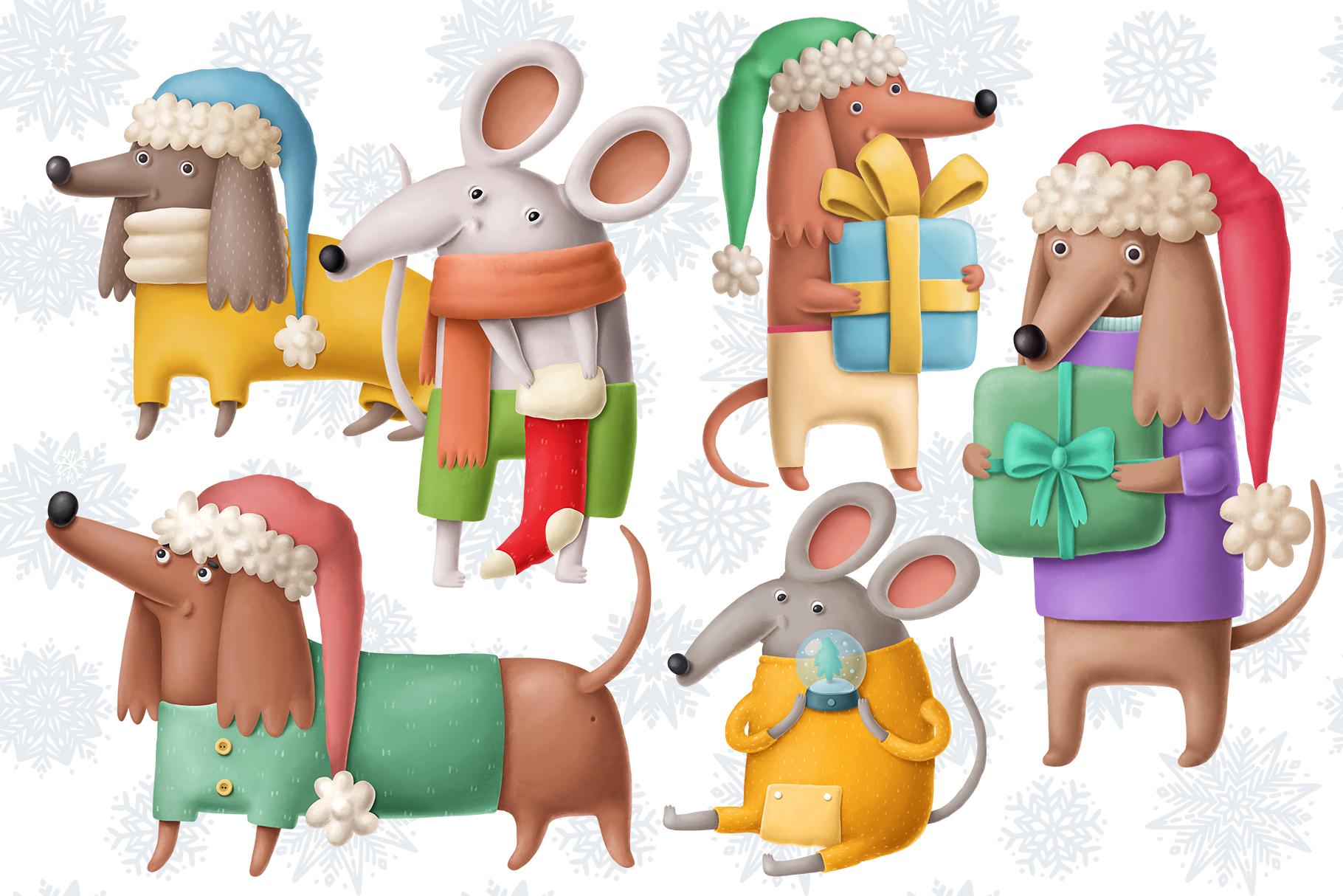 Santa's little helpers example image 5
