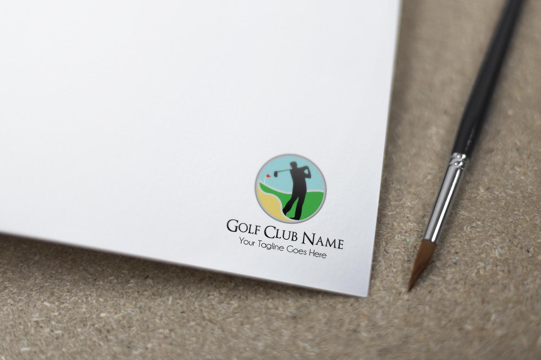 Golf Club Logo Template example image 3