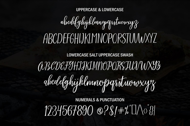 Belanda Font example image 8