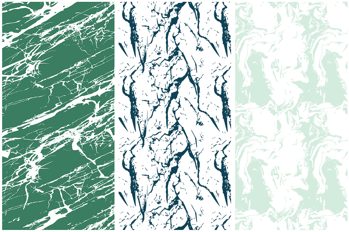 Rock Formations Seamless Patterns example image 4