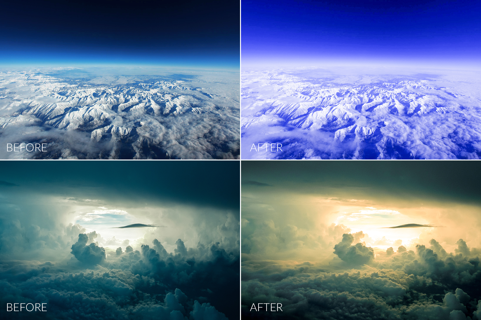 Clouds Lr Presets example image 5