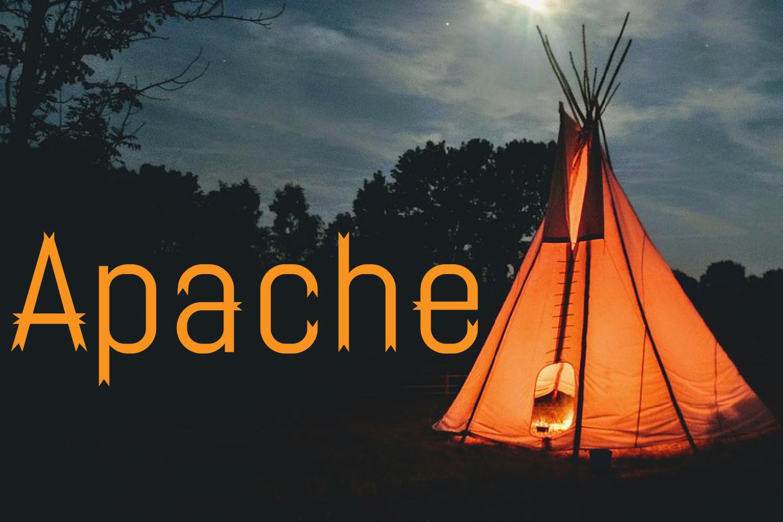 Apache example image 2