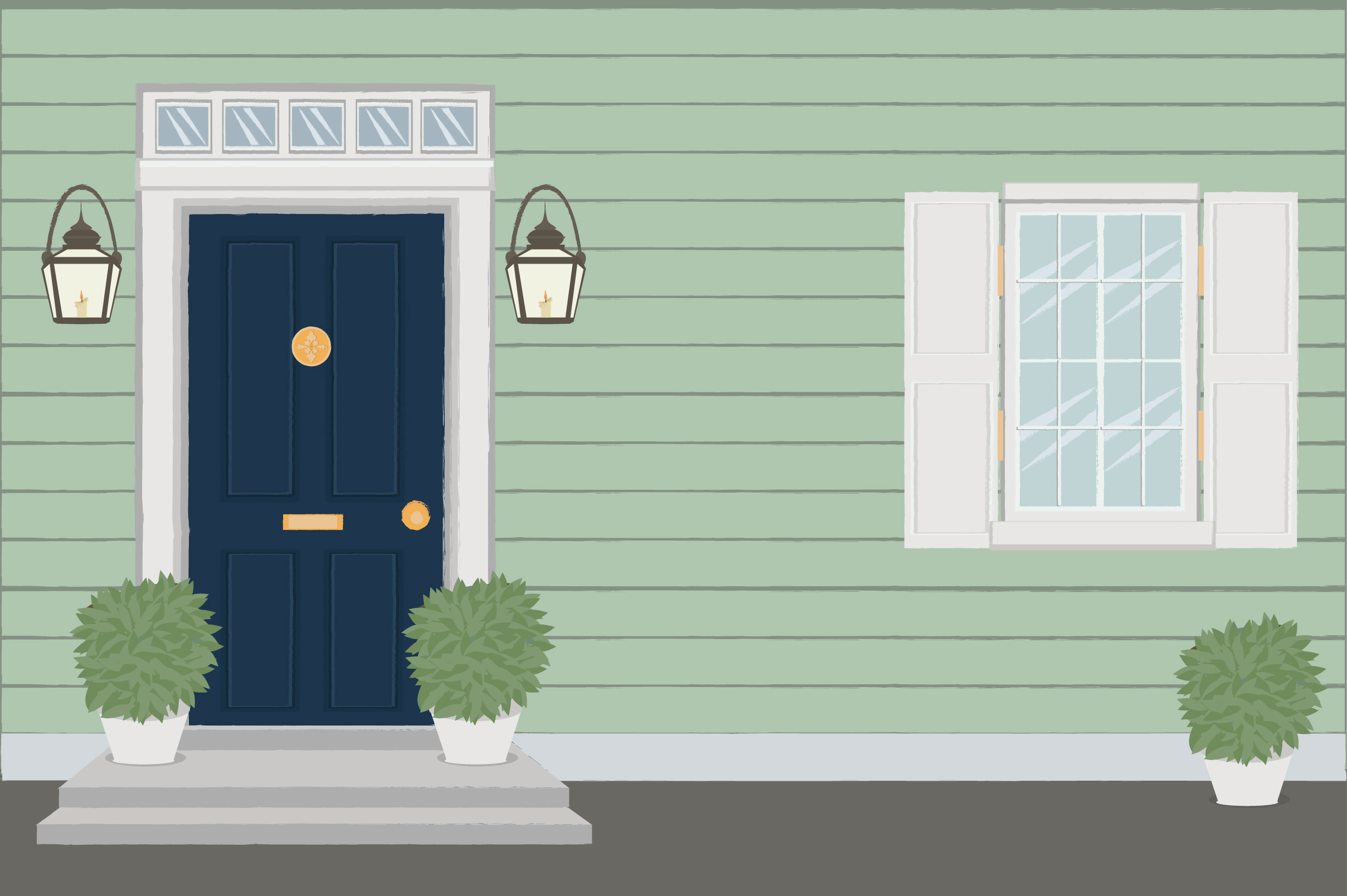 Doors design collection example image 17