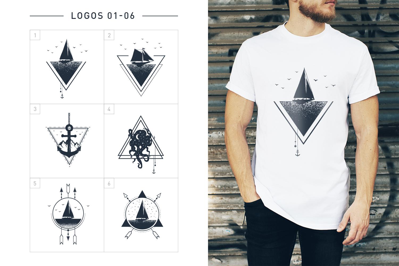 Nordicus. 60 Creative Logos example image 6