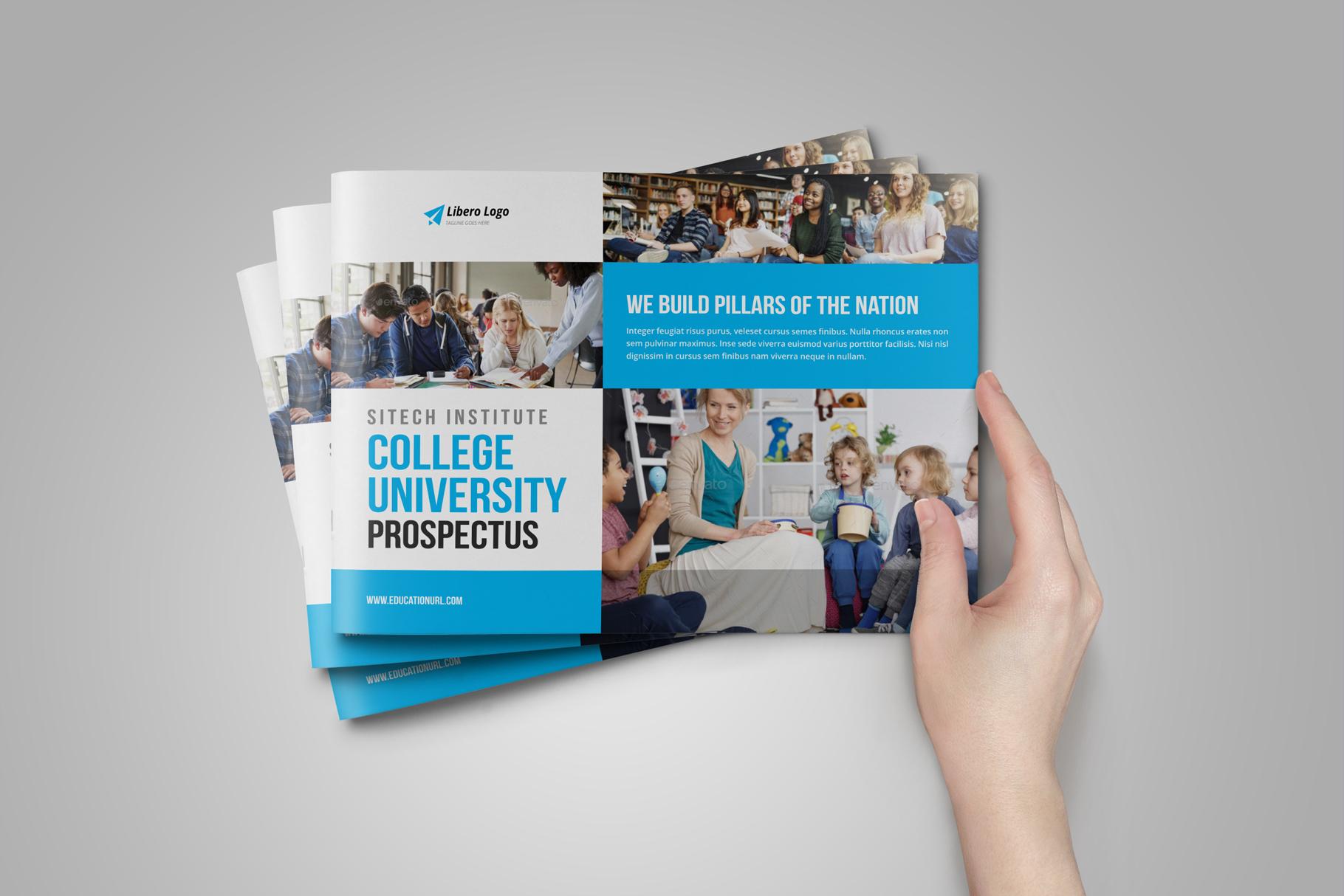 Education Prospectus Brochure v8 example image 10