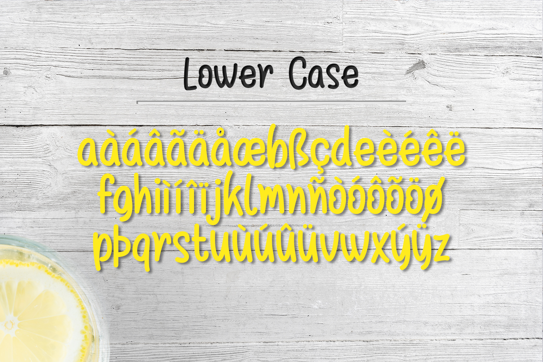 Lemon Drizzle example image 3