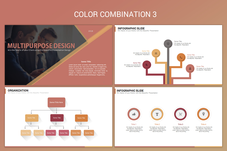 Multipurpose PowerPoint Presentation Template example image 4