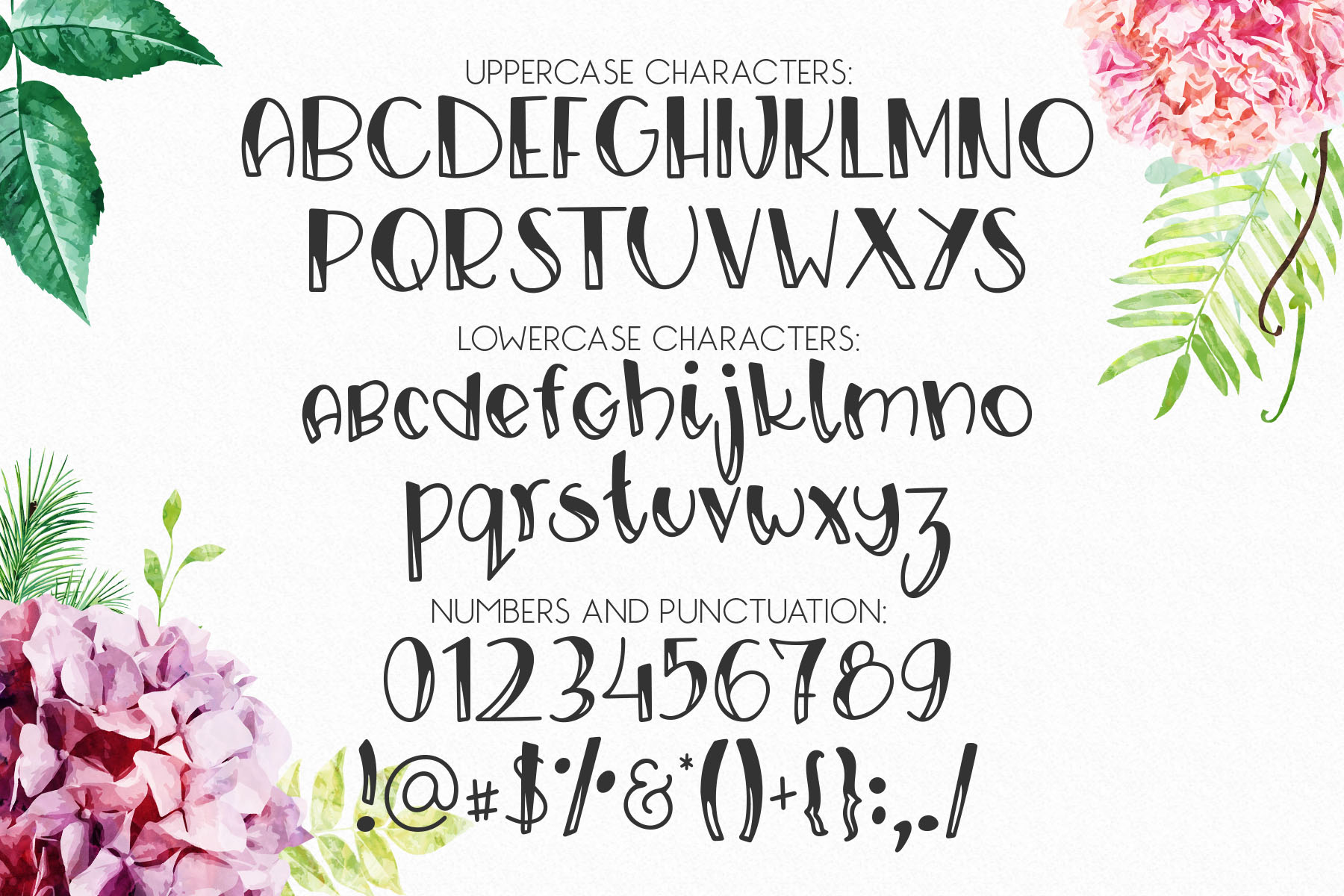 Canday - Festive Font with Extras example image 6