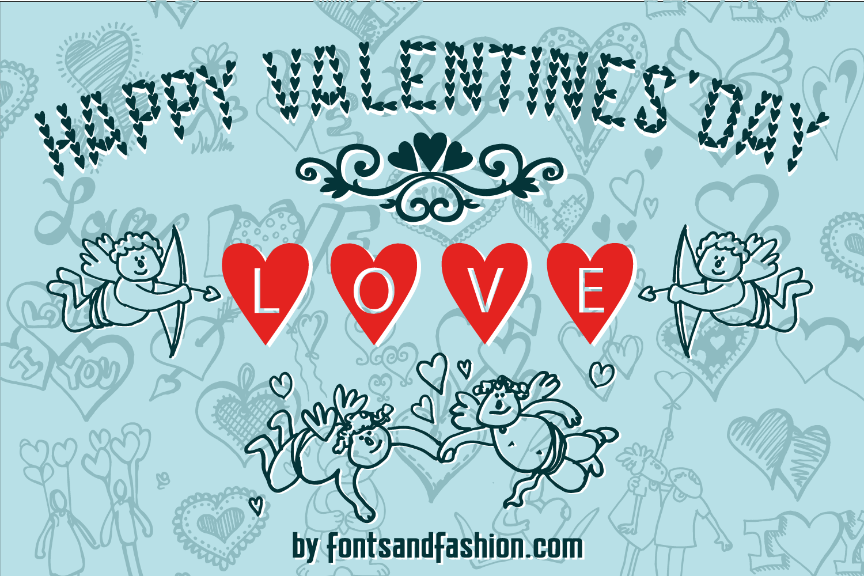 Happy Valentines Day example image 4
