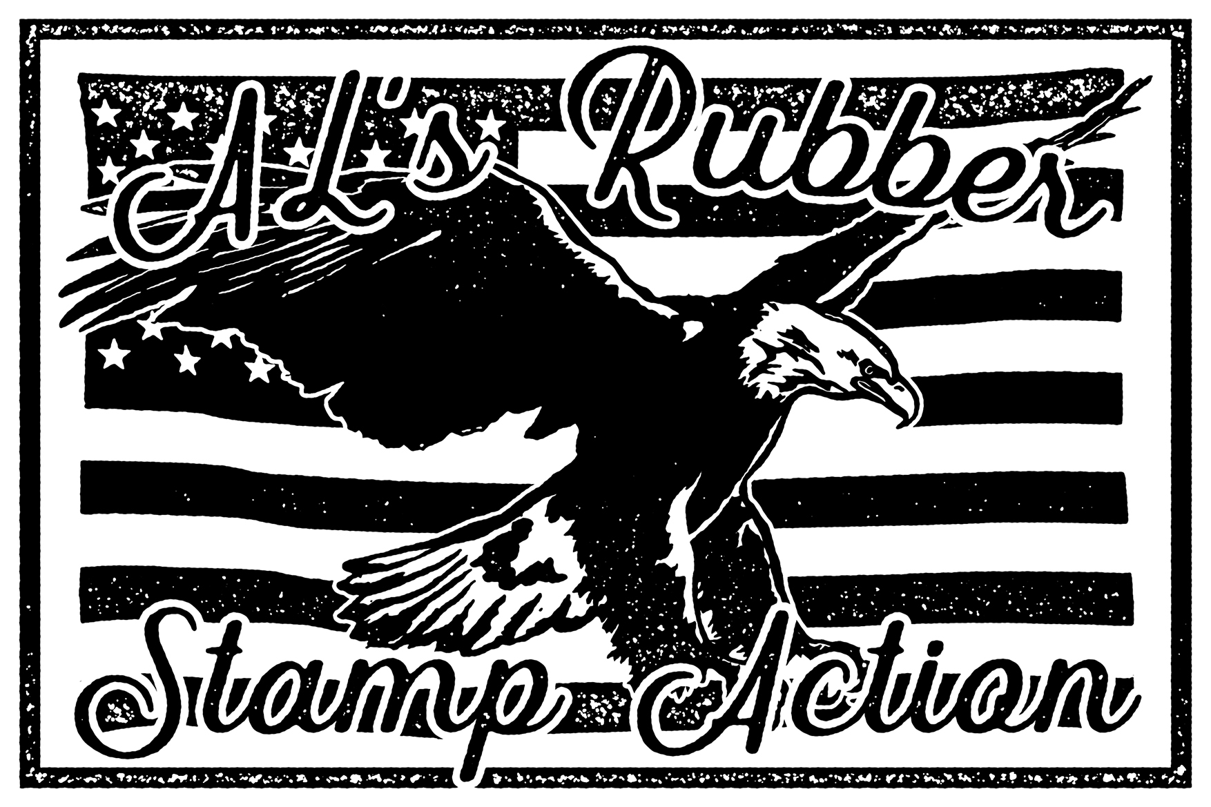 AL's Rubber Stamp Action Kit example image 6