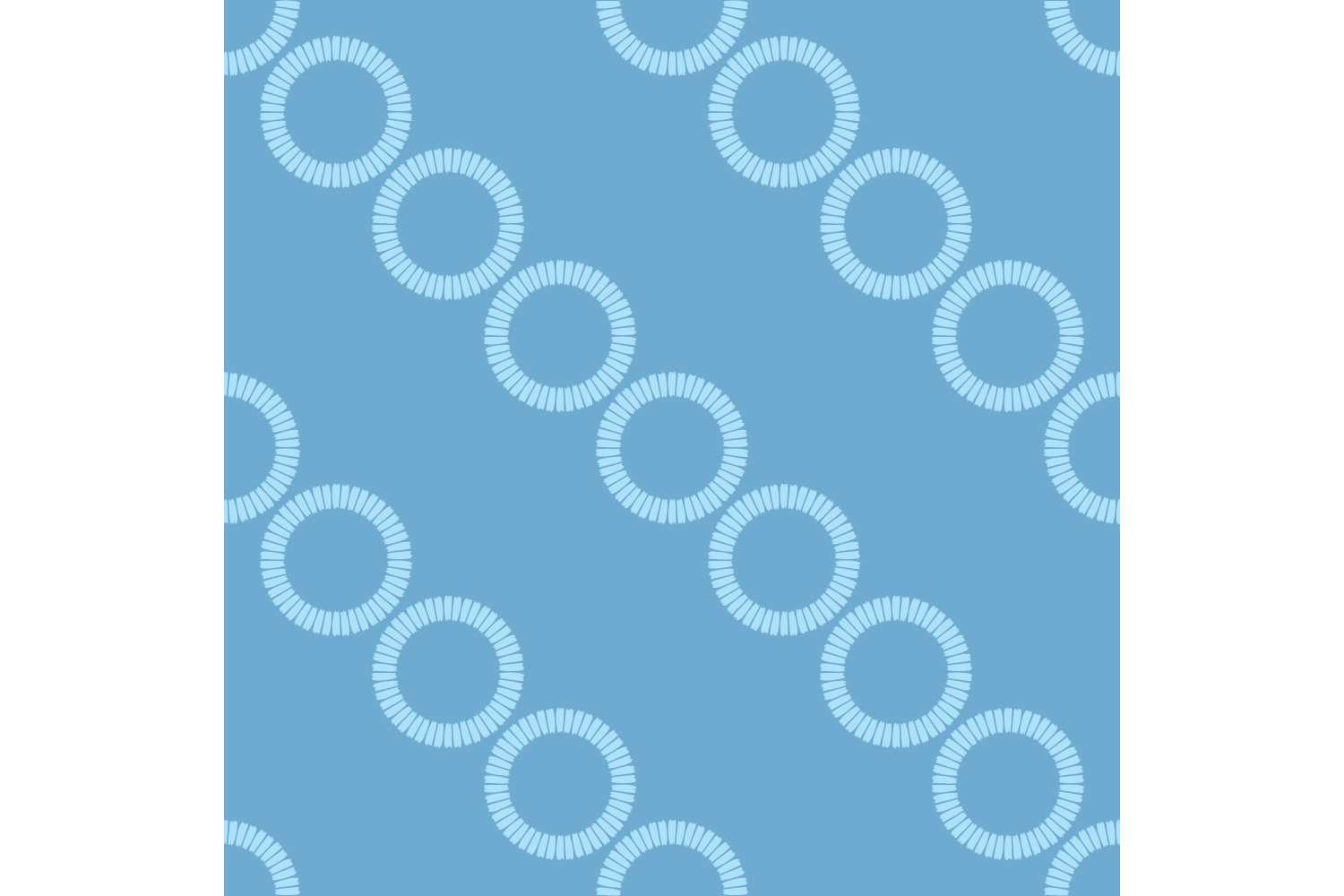 Polka dots ornament. Set of 10 seamless patterns. example image 8