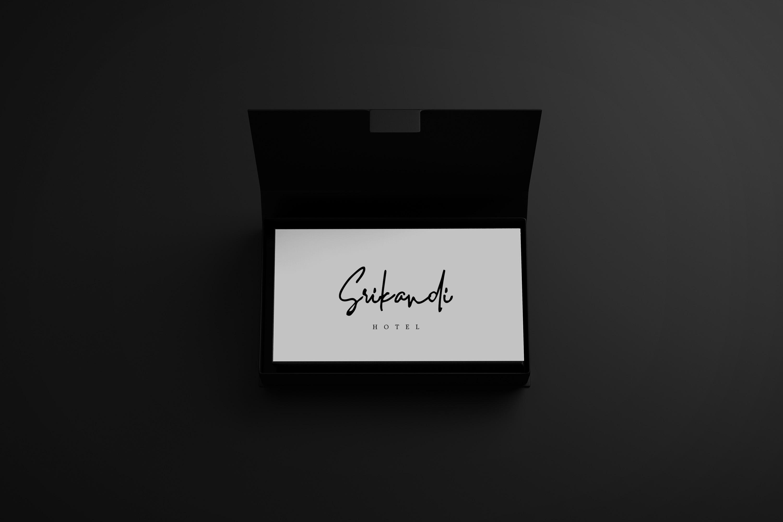 Elegant Font Bundle | Logo Font example image 24