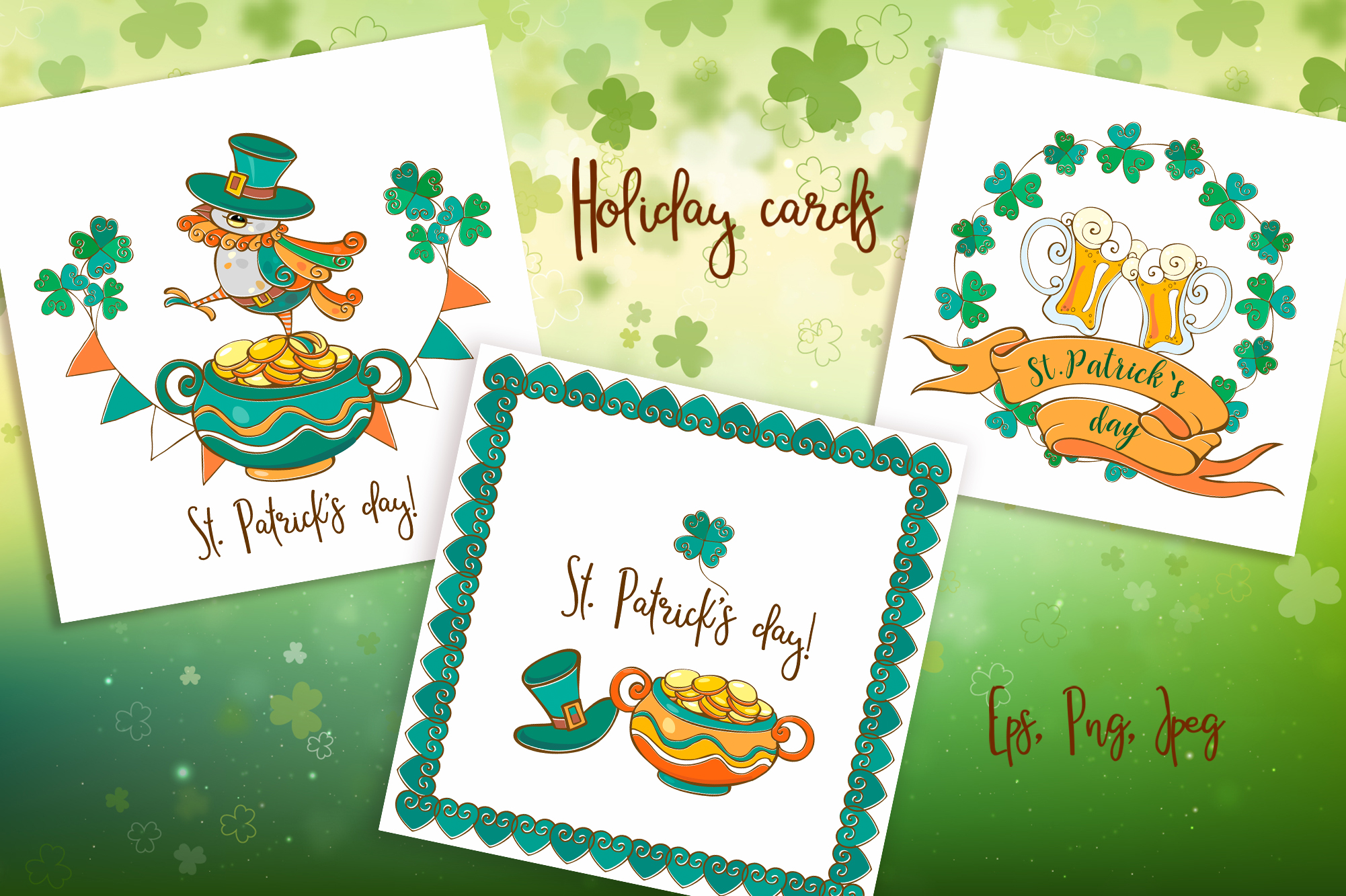 St. Patrick's day! example image 6