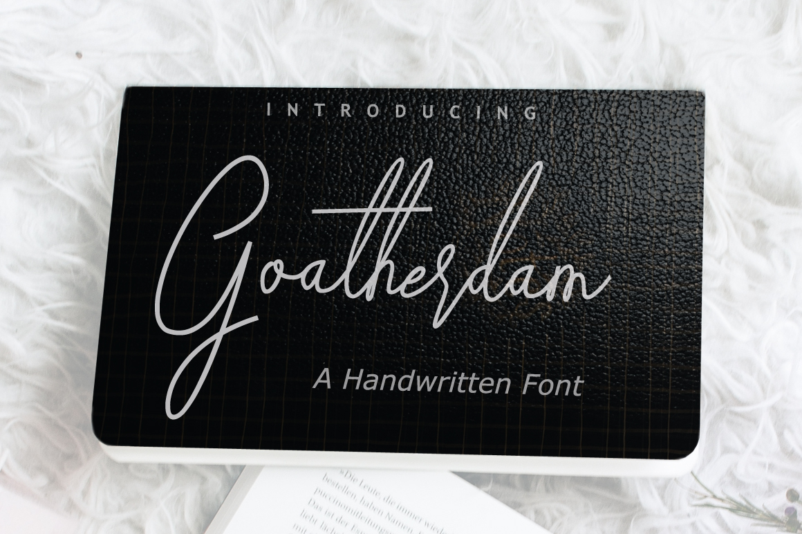 10 in 1 - font bundle example image 9