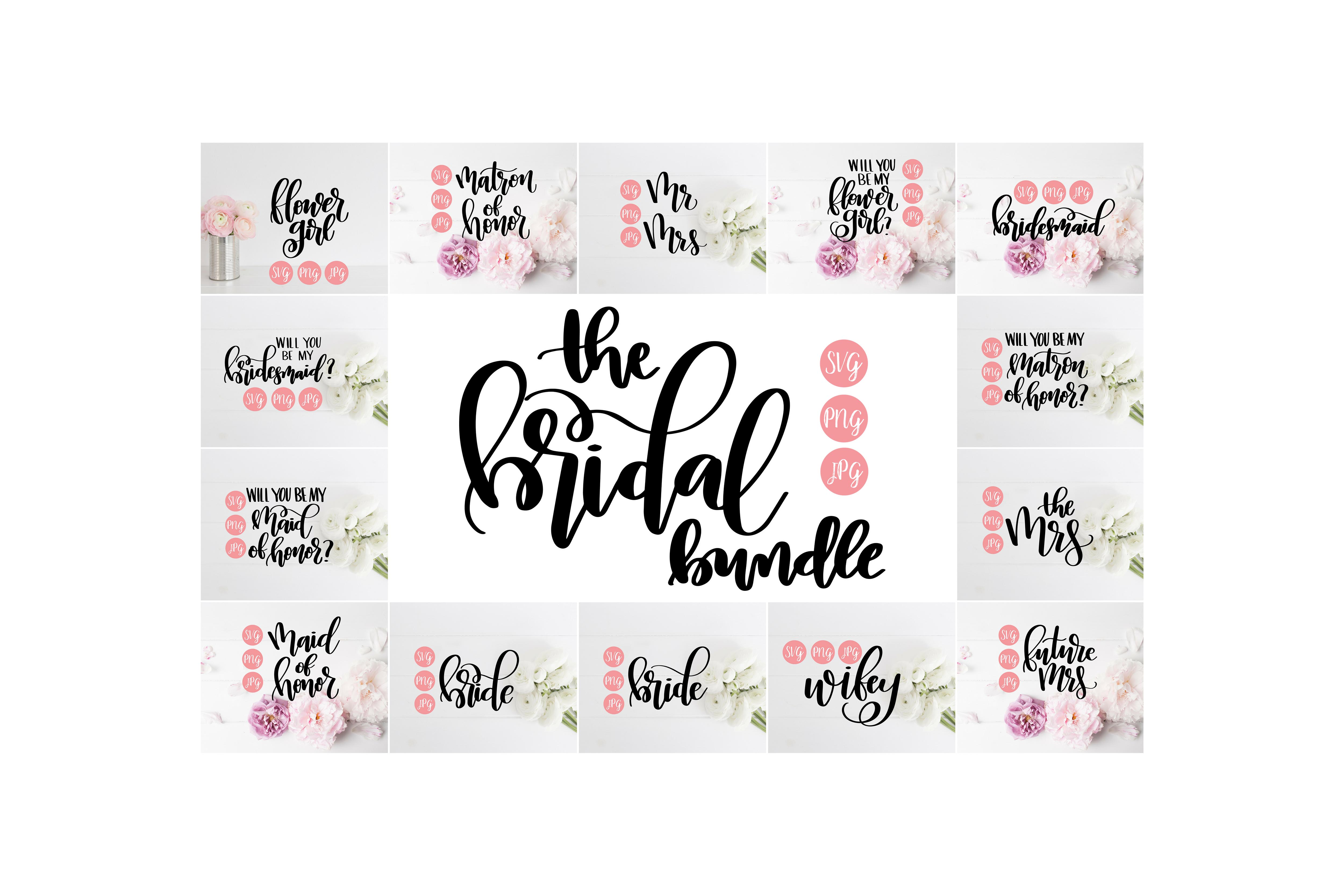 The Bridal Bundle example image 1