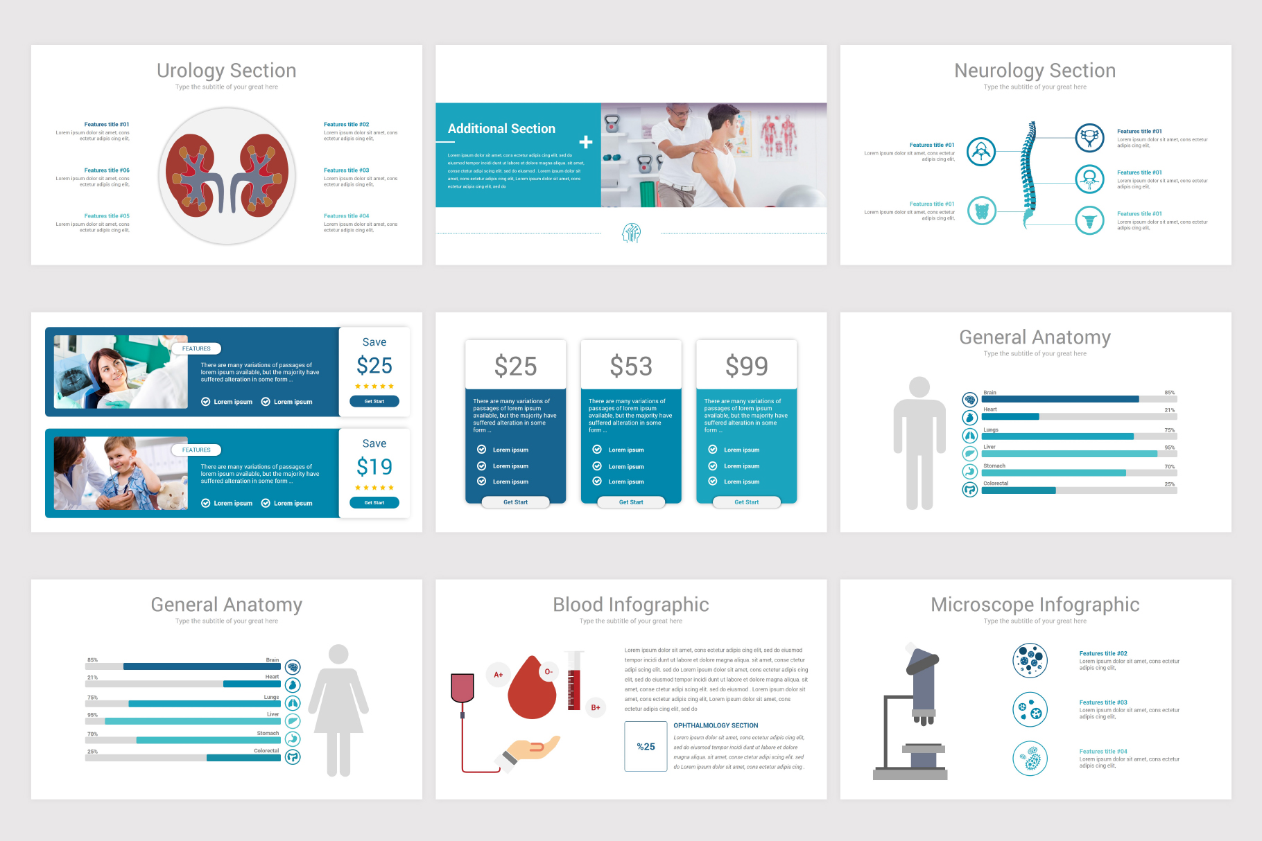Medical & Health Keynote Template example image 10