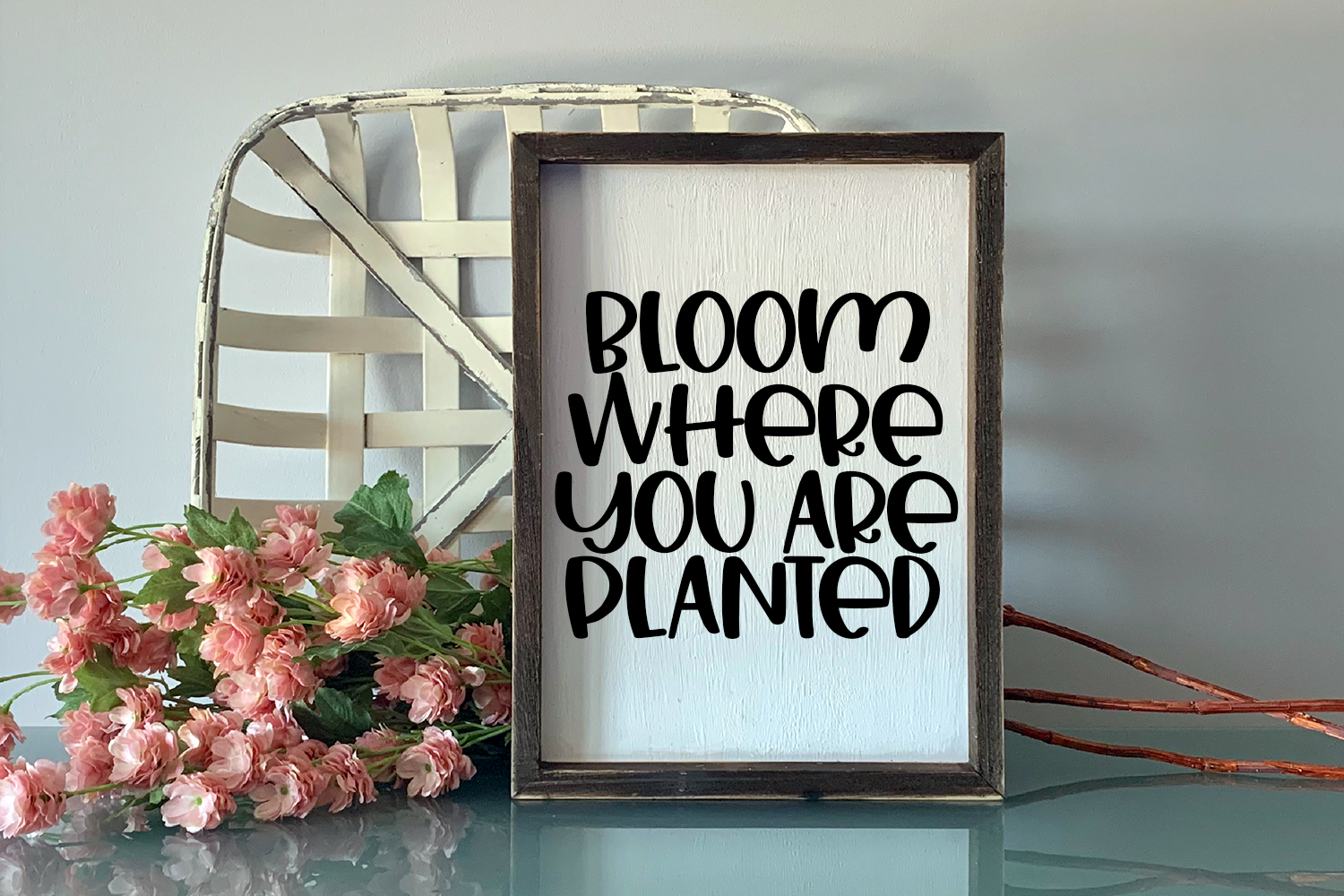 Spring Flower - A Cute Hand-Written Font example image 3