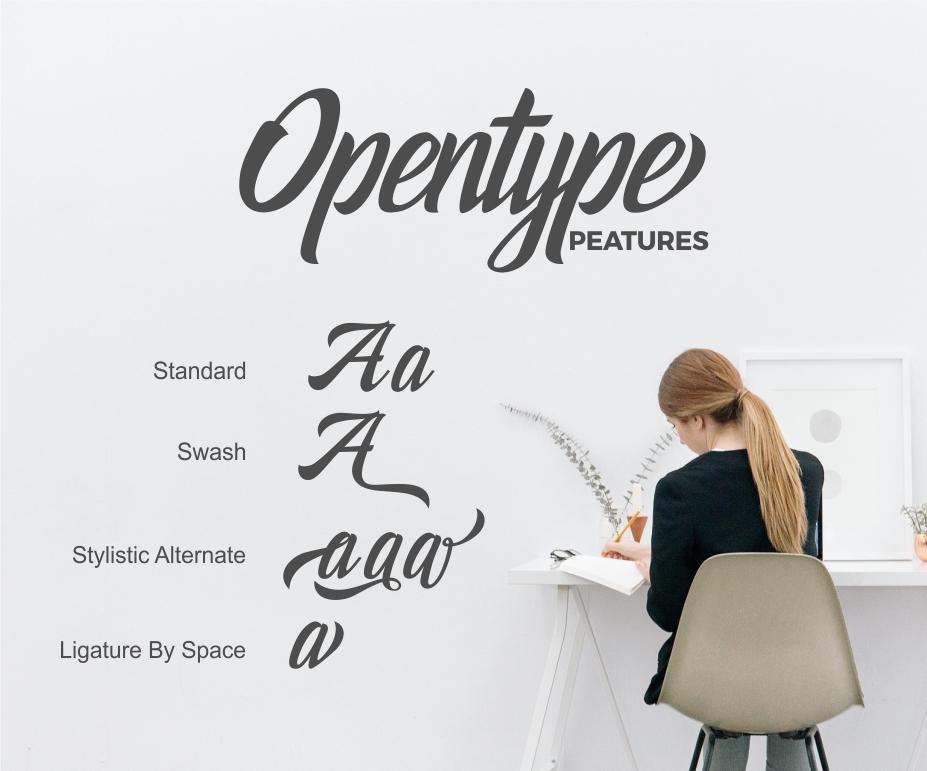 Holidays Typeface example image 5