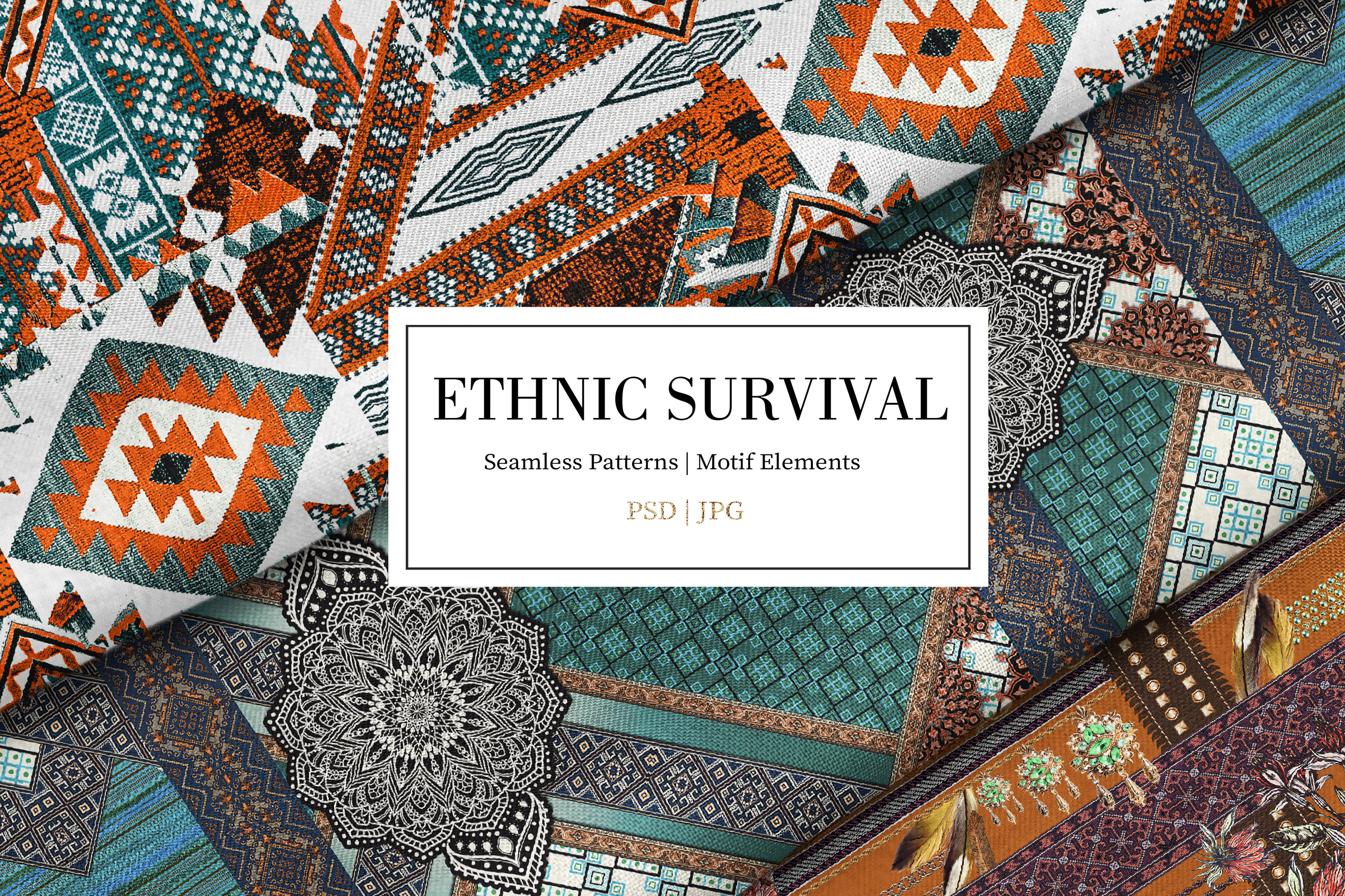 Ethnic Survival example image 7