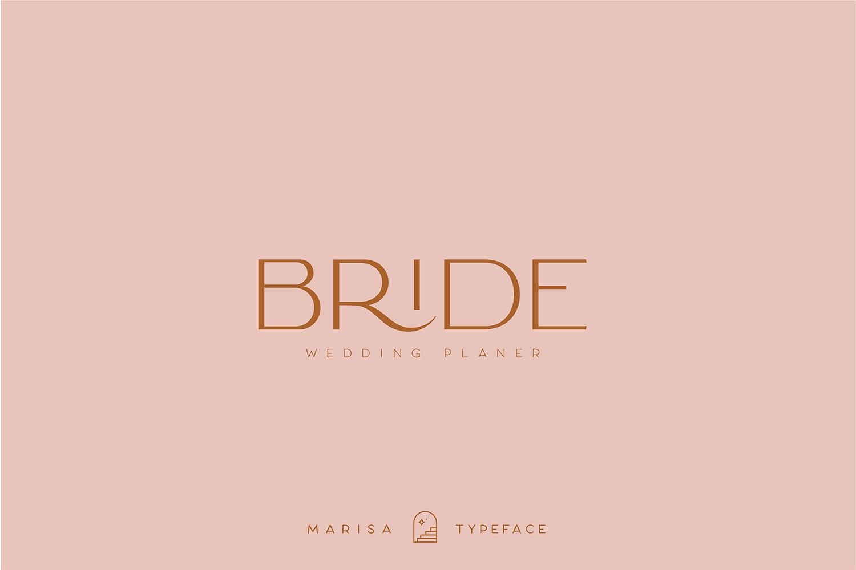 Classy Marisa - Elegant Fashion Stylish Typeface example image 19