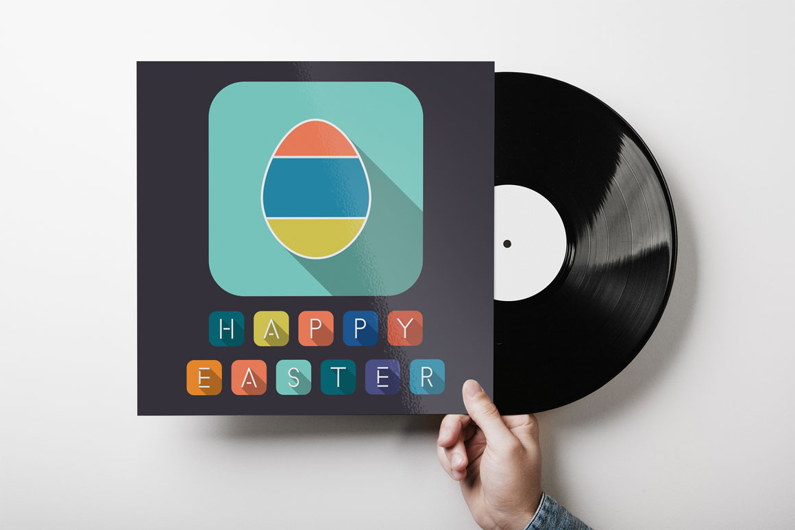 Holiday Greeting Easter Cards. example image 5