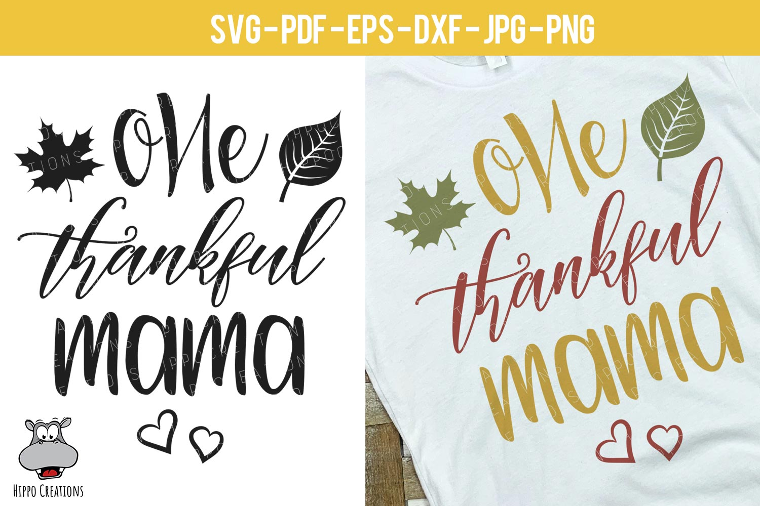 Fall Bundle SVG, Autumn Bundle, Thanksgiving, EPS DXF PNG example image 5