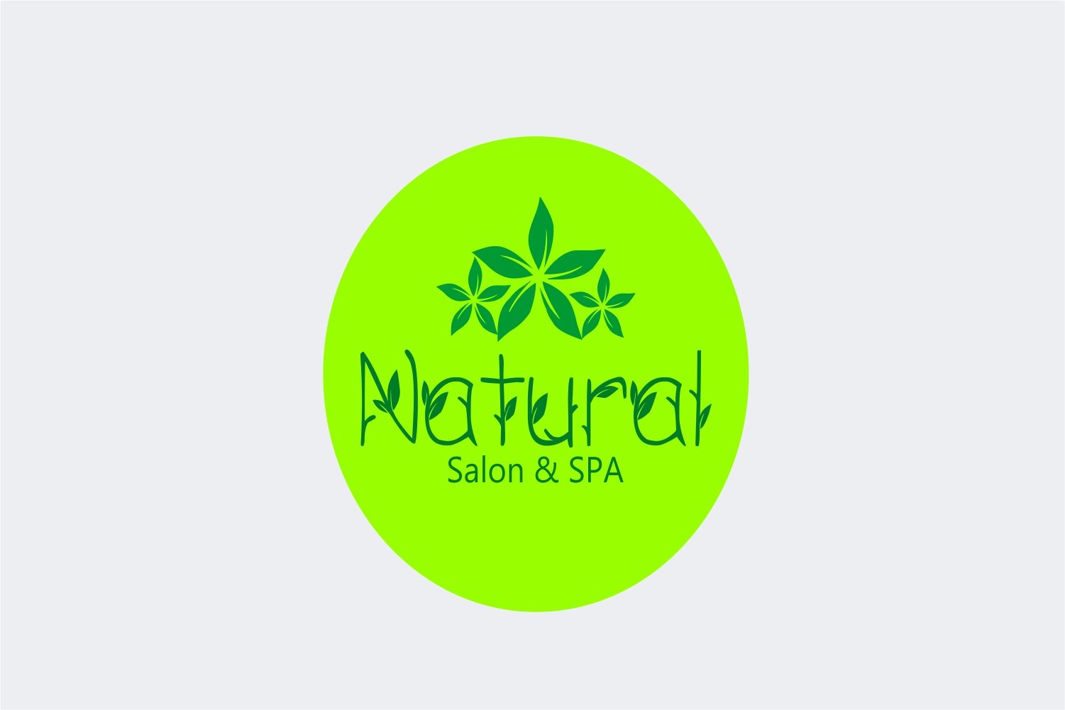GREEN NATURE FONT example image 8