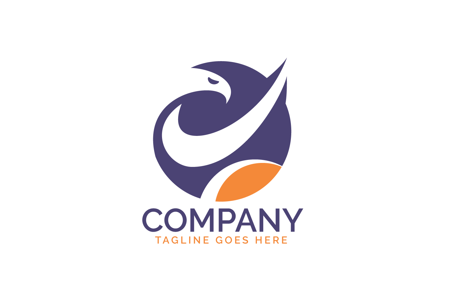 Eagle logo design. example image 2
