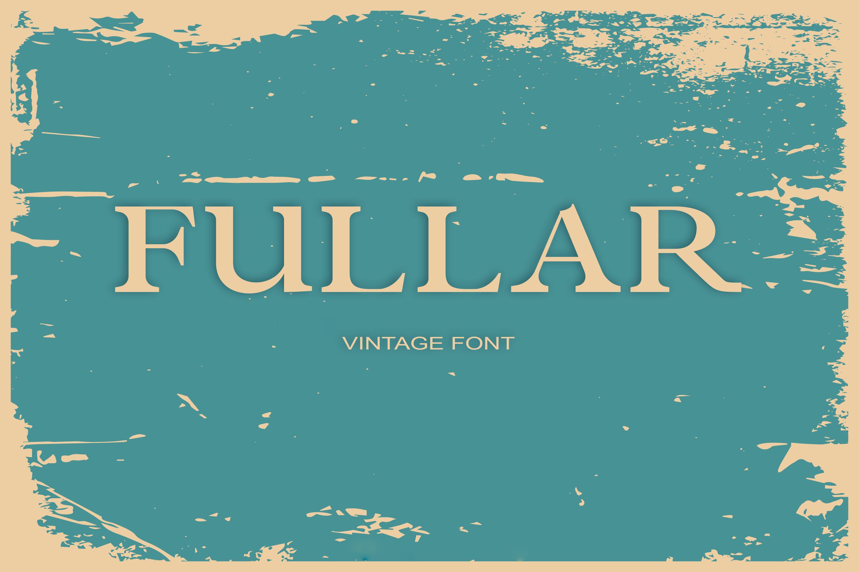 150 Premium Vintage Fonts example image 9