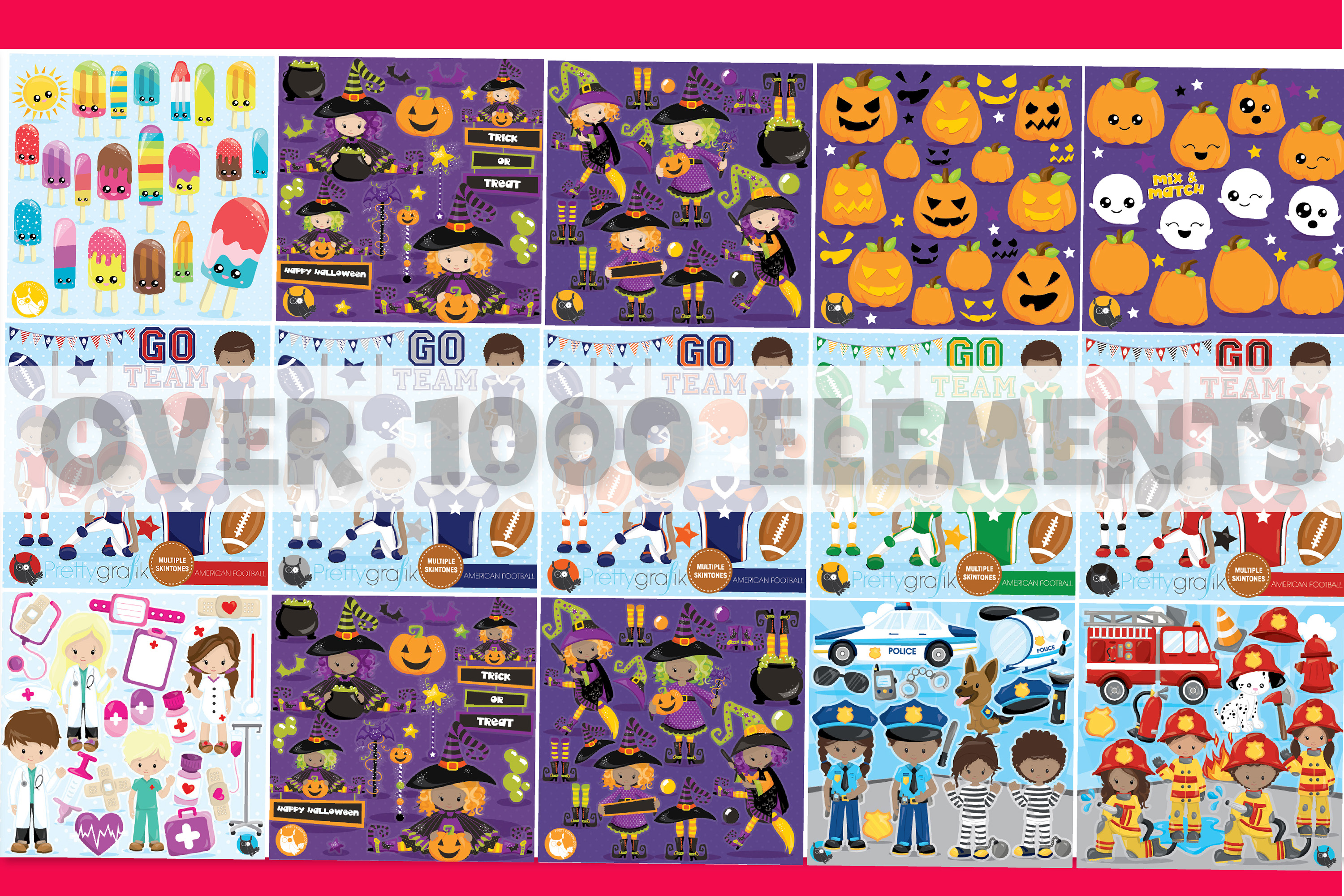 MEGA BUNDLE PART13 - 40000 in 1 Full Collection example image 3