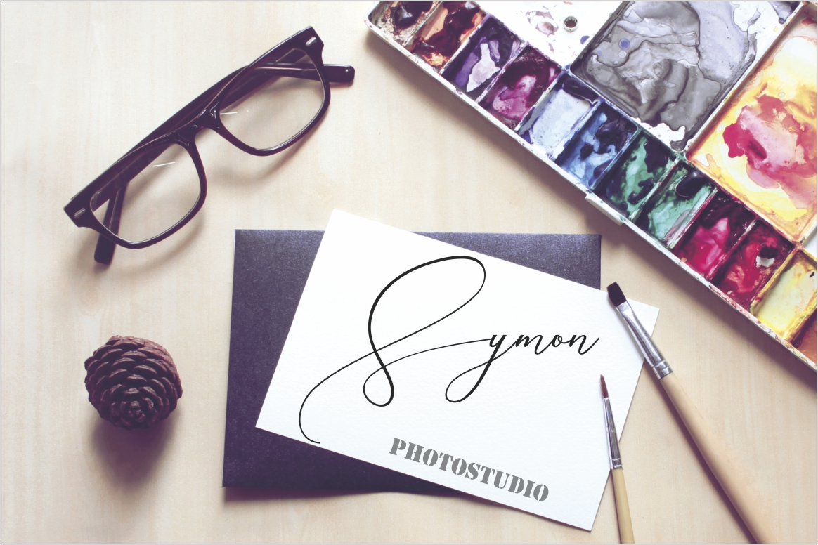Creative Signature Font example image 10