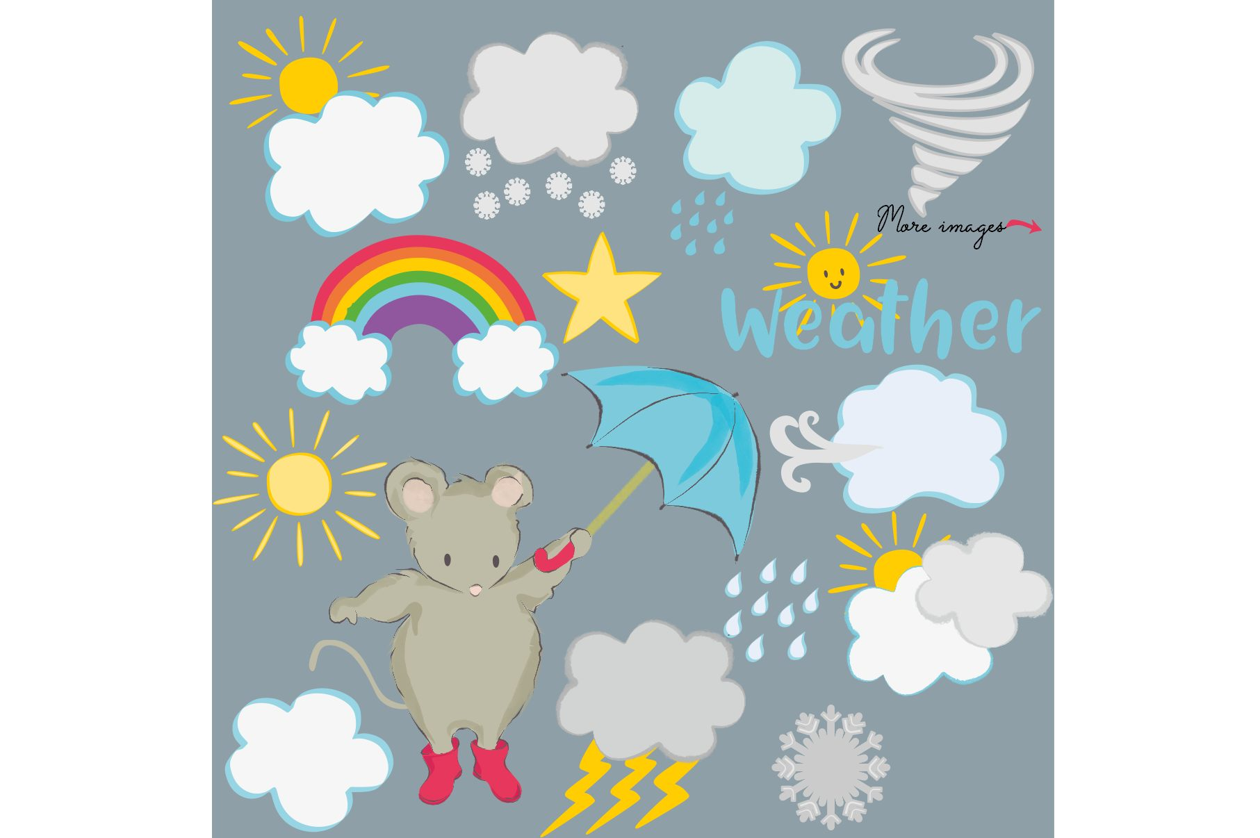 Weather Clipart example image 2