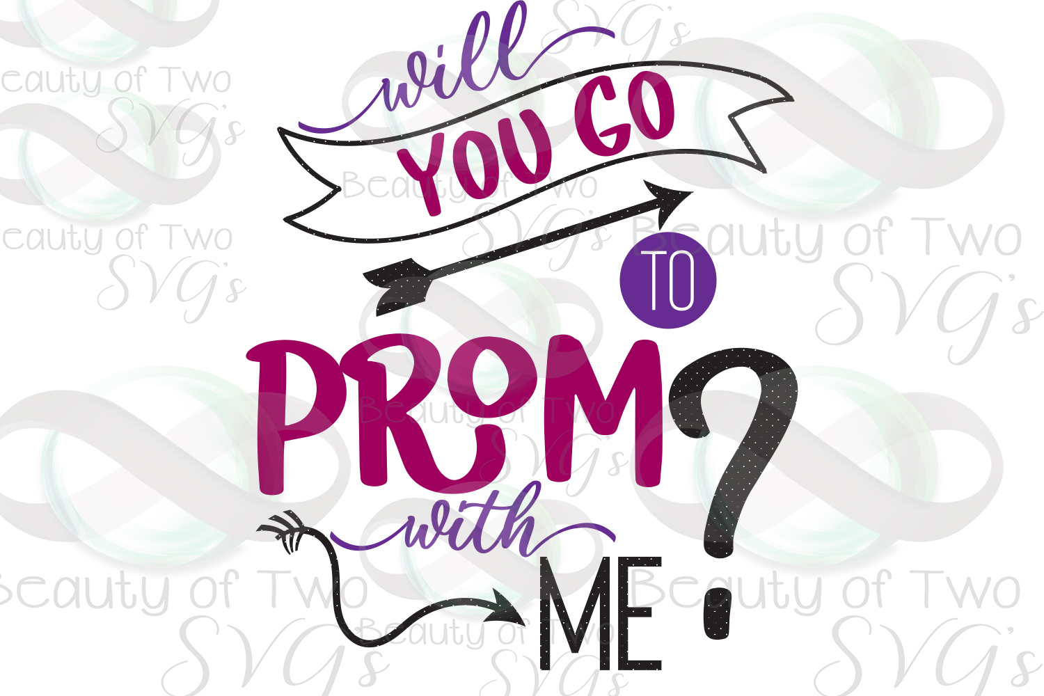Prom Proposal svg and png, Prom svg, Prom date 2019 svg, example image 2