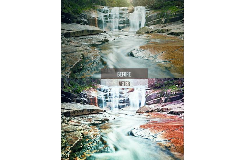 269 Premium Landscape Lightroom Presets (Presets for Lightroom 5,6,CC) example image 3