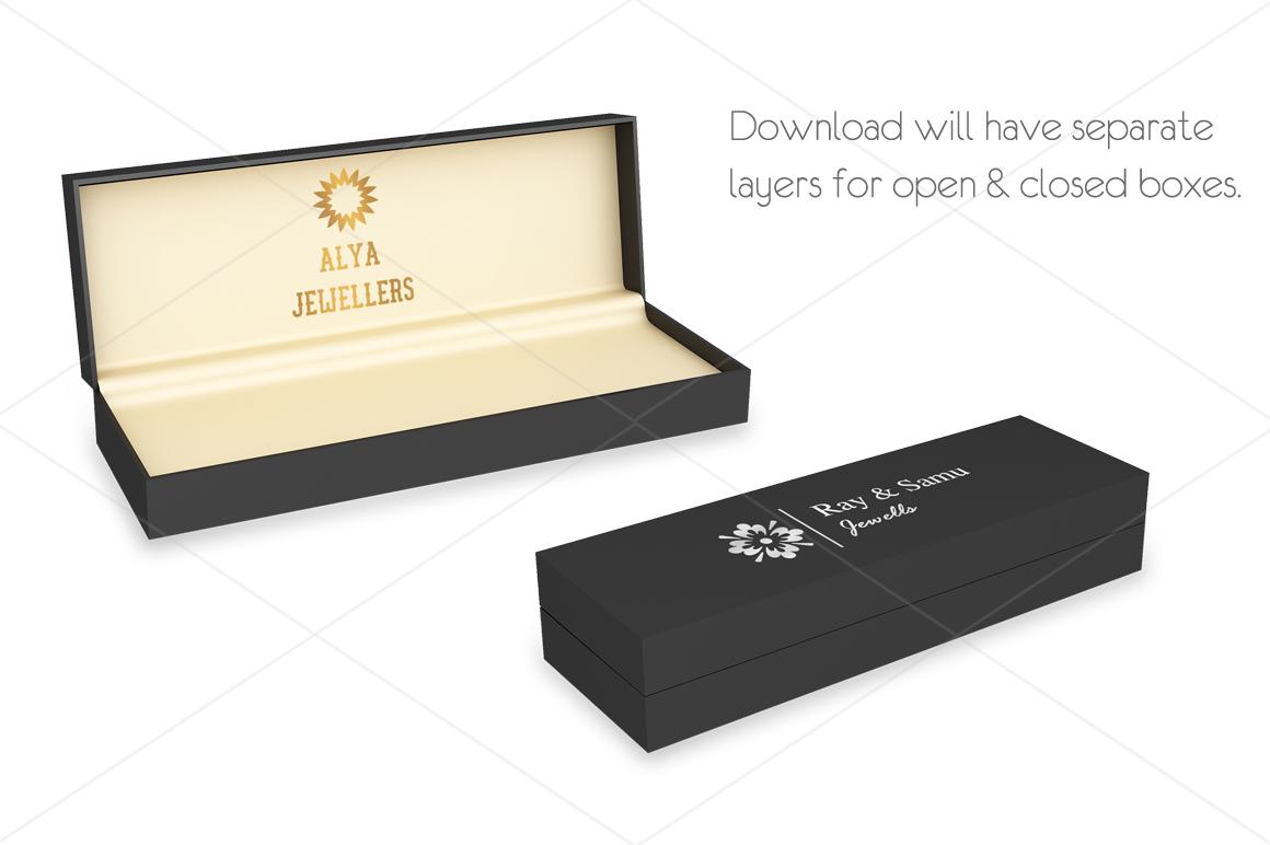 Jewelery Box Mockups Bundle example image 4