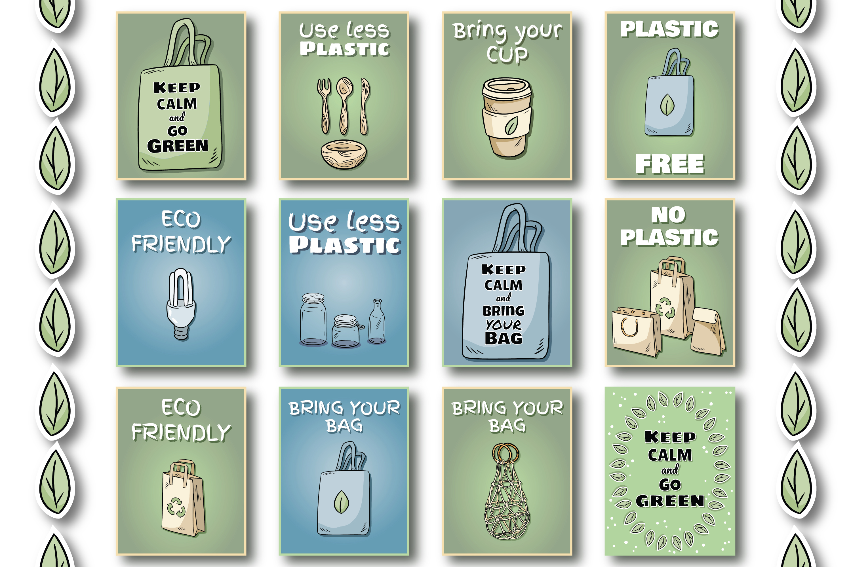 Eco Friendly Big Set example image 3