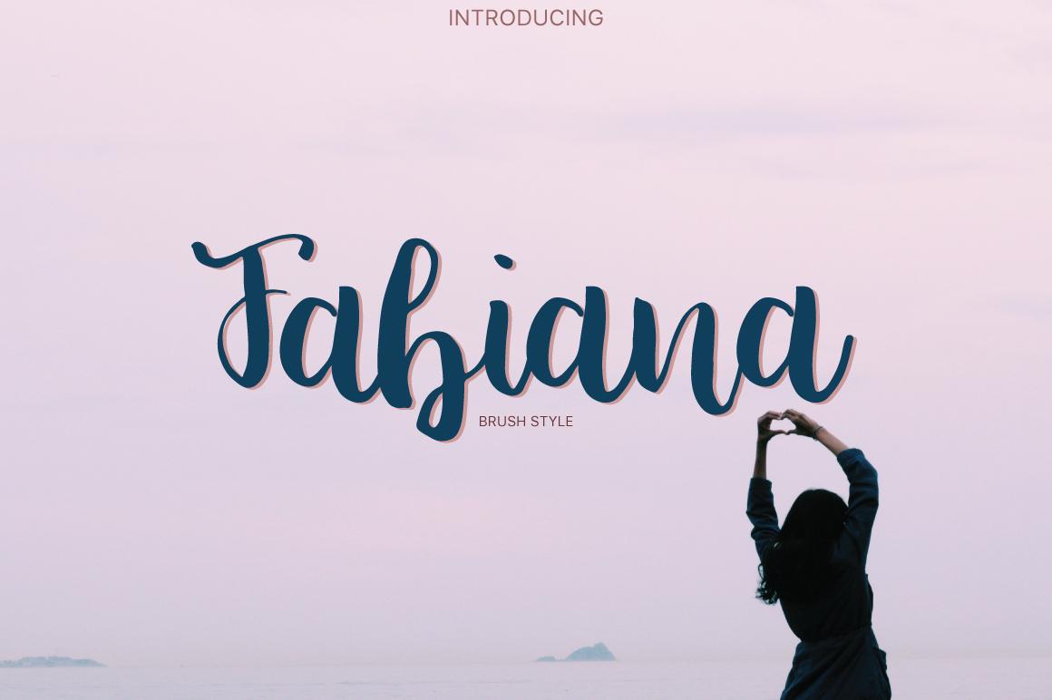 Fabiana example image 1