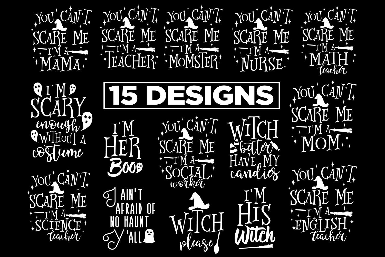 15 Halloween Designs 6 Halloween Printable example image 2