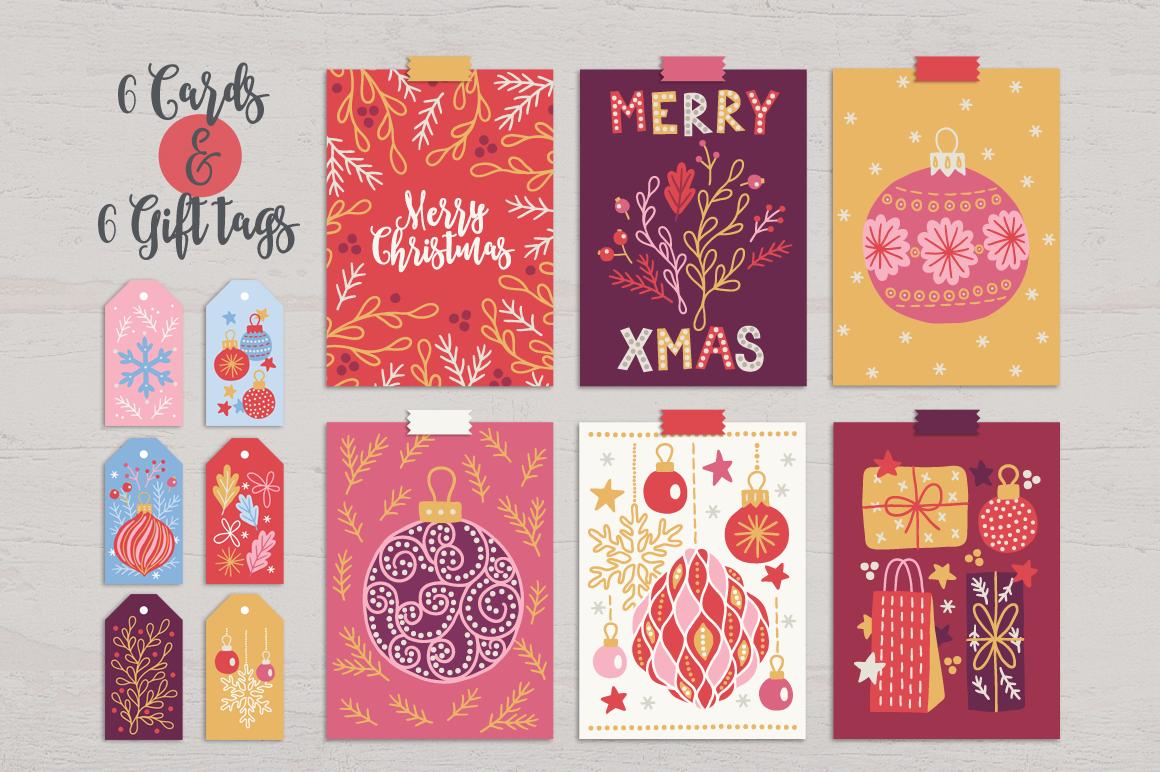 Christmas Kit #7 example image 7