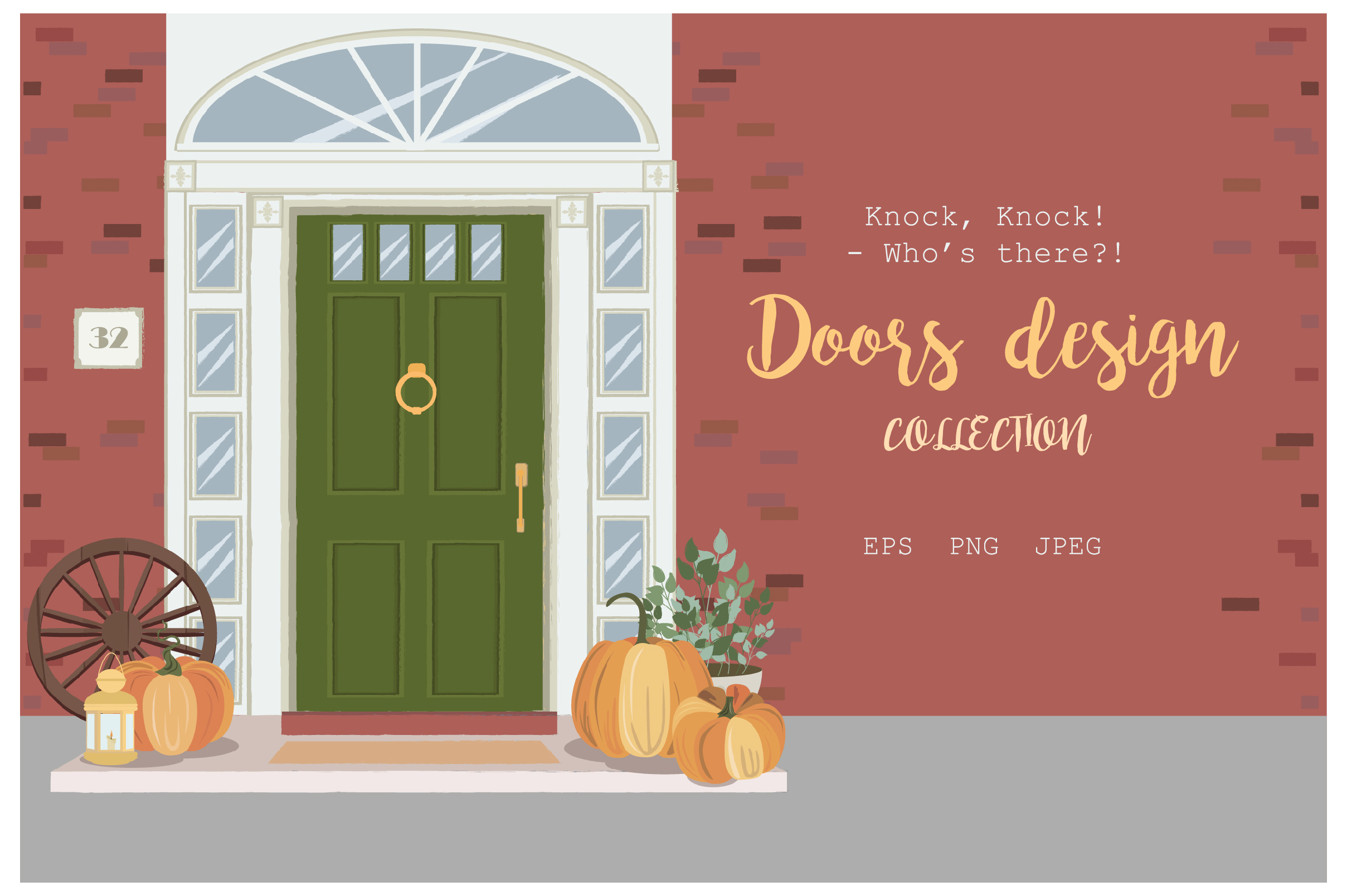 Doors design collection example image 1