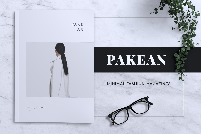 Pakean Minimal Lookbook/Magazine Fashion example image 2