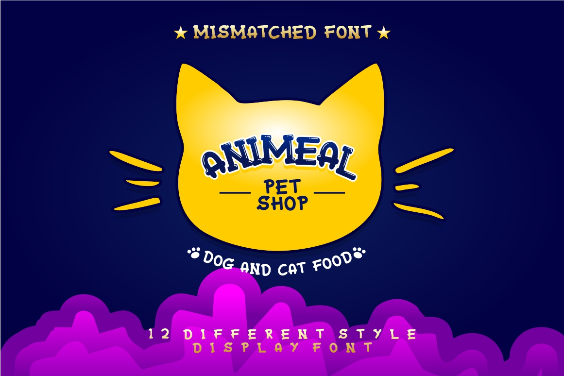 Mixy Missy - 12 Style Display Font example image 11